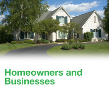 Homeowners & Businesses